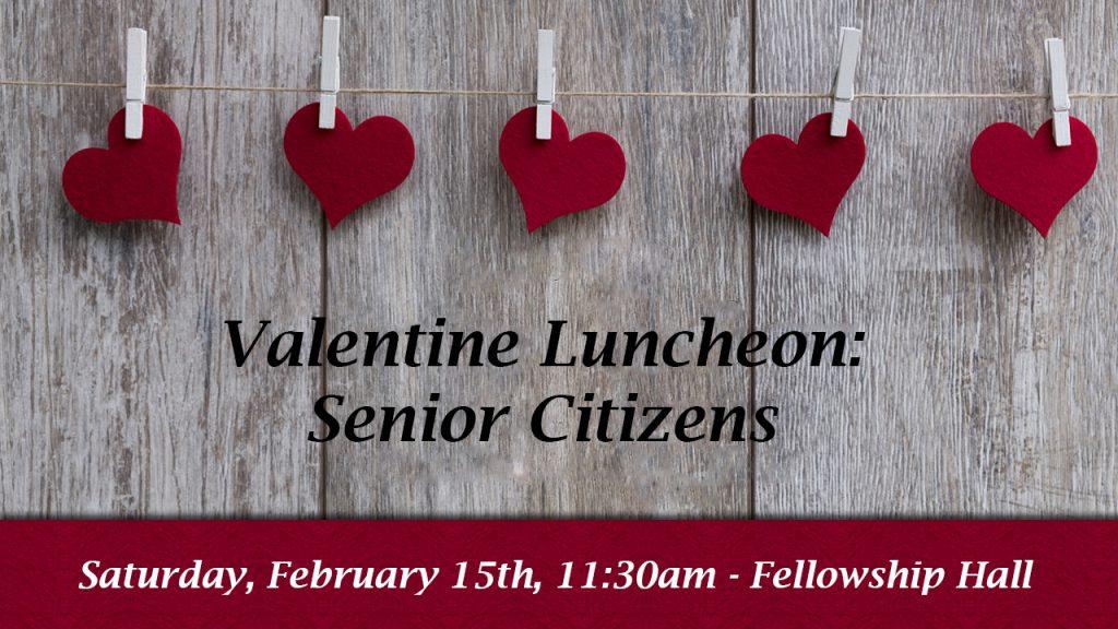 SC Valentine Luncheon